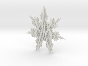 Magnet Crowd in White Natural Versatile Plastic
