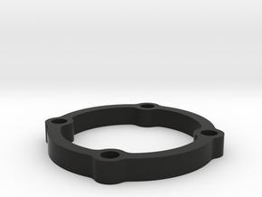 Spacer 10 in Black Natural Versatile Plastic