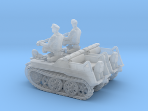Sd.Kfz 2 - KETTENKRAD  (2 pack) - N scale in Smooth Fine Detail Plastic