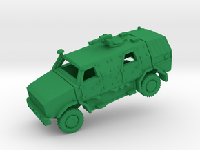 ATF DINGO2 Armored Car  in Green Processed Versatile Plastic: 1:200