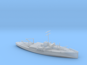 1/700 Scale USCGC Mackinaw WAGB-83 in Smooth Fine Detail Plastic