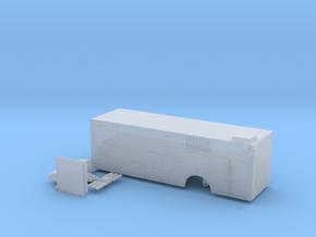 1/160 Rosenbauer HazMat Command body in Smooth Fine Detail Plastic