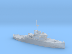 1/700 Scale USCGC Acushnet WMEC-167 1957 in Smooth Fine Detail Plastic