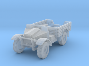 PV62F Morris CS8 15cwt Truck (1/72) in Smooth Fine Detail Plastic