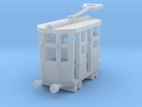 Besatzungsteil  Alte Tram 1:87 in Smooth Fine Detail Plastic