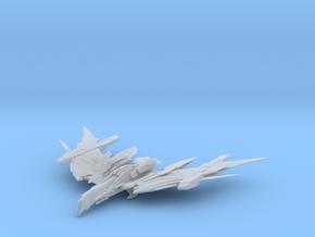 Romulan FireBird Class  HvyCruiser in Smooth Fine Detail Plastic