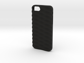 iPhone 7 Case_Seamless in Black Premium Strong & Flexible