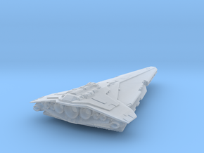 New Republic Nebula Class Star Destroyer 1:20000 in Frosted Ultra Detail