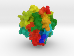 Thrombin in Full Color Sandstone