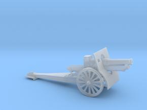 155mmgun Short model 1917 1/72 ww1 & ww2 Artillery in Smooth Fine Detail Plastic