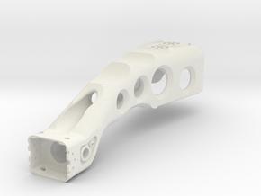 Right Arm in White Natural Versatile Plastic