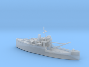 1/700 Scale USCGC Bramble WLB-392 1957 in Smooth Fine Detail Plastic