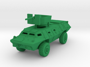 M1117 Guardian (Ver: B) in Green Processed Versatile Plastic: 1:200
