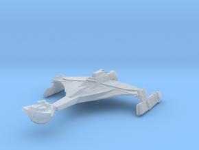 Klingon D10 V Cruiser in Smooth Fine Detail Plastic