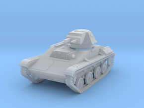 PV196B T-60 Light Tank (1/100) in Smooth Fine Detail Plastic