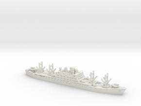 Aikoku Maru 1/1250 in White Natural Versatile Plastic