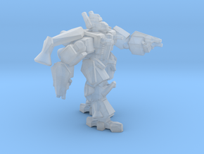 Iron Gut Jumper Mech in Smooth Fine Detail Plastic