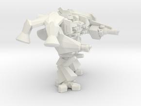 Iron Gut Assault Jumper in White Natural Versatile Plastic