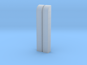 1/64 TD Bin Dryer Duct Set in Smooth Fine Detail Plastic