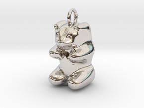 pendant: Kinder Froh  in Platinum