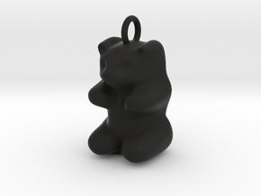 pendant: Kinder Froh  in Black Premium Strong & Flexible