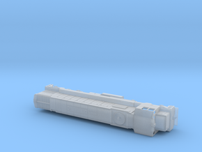 NZ120 DF Shell in Smooth Fine Detail Plastic
