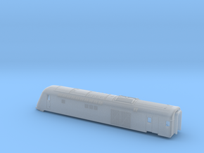 Hst Prototype - N - 1:148 in Smooth Fine Detail Plastic