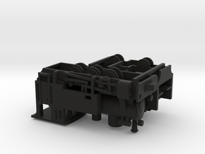 1/144 narrow gauge train HF 110 C in Black Natural Versatile Plastic