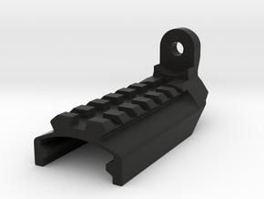 [Airsoft] KSC / KWA MK23 Rail mount in Black Natural Versatile Plastic