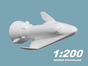 Hermes 1:200 in White Processed Versatile Plastic