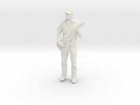 Printle C Homme 412 - 1/24 - wob in White Natural Versatile Plastic