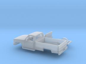 1/160 1982 Chevrolet Silverado Kit in Smooth Fine Detail Plastic
