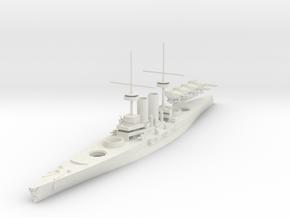 1/700 Nadezhda-Class Dreadnought in White Natural Versatile Plastic