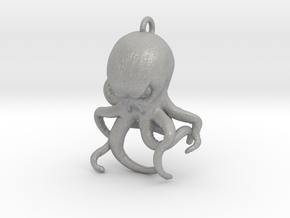 Cthulhu Bottle Opener in Aluminum