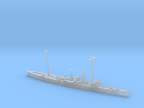 SMS Komet 1/1250 (with mast) in Smooth Fine Detail Plastic