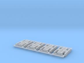 1:160 1XTa -Shaft in Smoothest Fine Detail Plastic