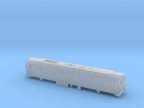 1:220 PKP SP47 CARGO (Blue painting)  in Smoothest Fine Detail Plastic