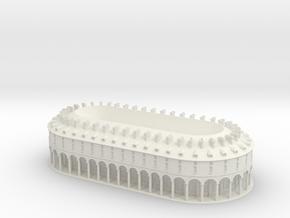 Rotonde quartier du temple paris 1800  - 1/300 in White Natural Versatile Plastic