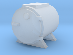 1/64 Rod Oven in Smooth Fine Detail Plastic