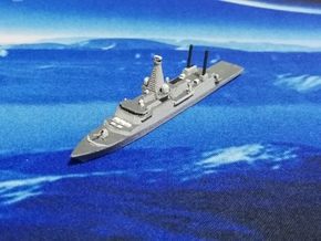 Type 26 frigate (2017 Proposal), 1/1800 in White Natural Versatile Plastic