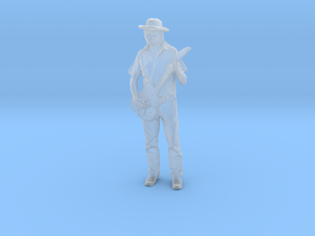 Printle F Bob Dylan - 1/87 - wob in Smooth Fine Detail Plastic