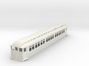 0-43-mersey-railway-1903-trailer-coach-1 in White Natural Versatile Plastic