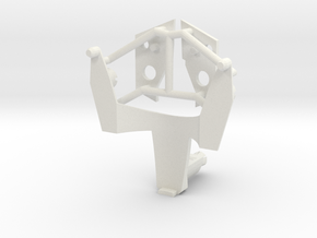 VF-25 Renewal Fold Booster Adapter, Kit in White Natural Versatile Plastic