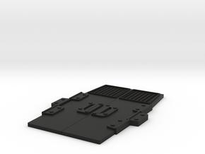Back door on the TRX-4 Tactical unite v7 in Black Premium Strong & Flexible