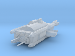 Earth Alliance Olympus Corvette 26mm in Smooth Fine Detail Plastic