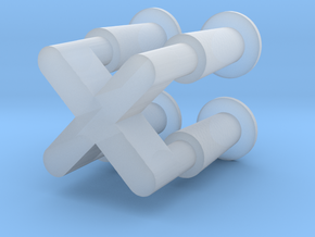 Buffers voor de sik scale Z in Smoothest Fine Detail Plastic