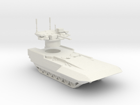 t 15 tank 1/72  in White Natural Versatile Plastic