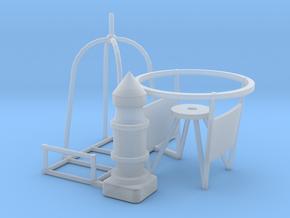Leuchttonne / Buoy 1:50 Extras in Smooth Fine Detail Plastic