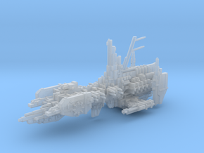 Evil Strike Cruiser mk.3 in Frosted Ultra Detail