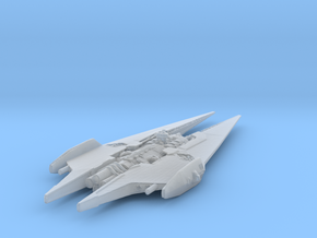 Narn Regime Ka'Bin'Tak Super Dreadnought 60mm in Smooth Fine Detail Plastic